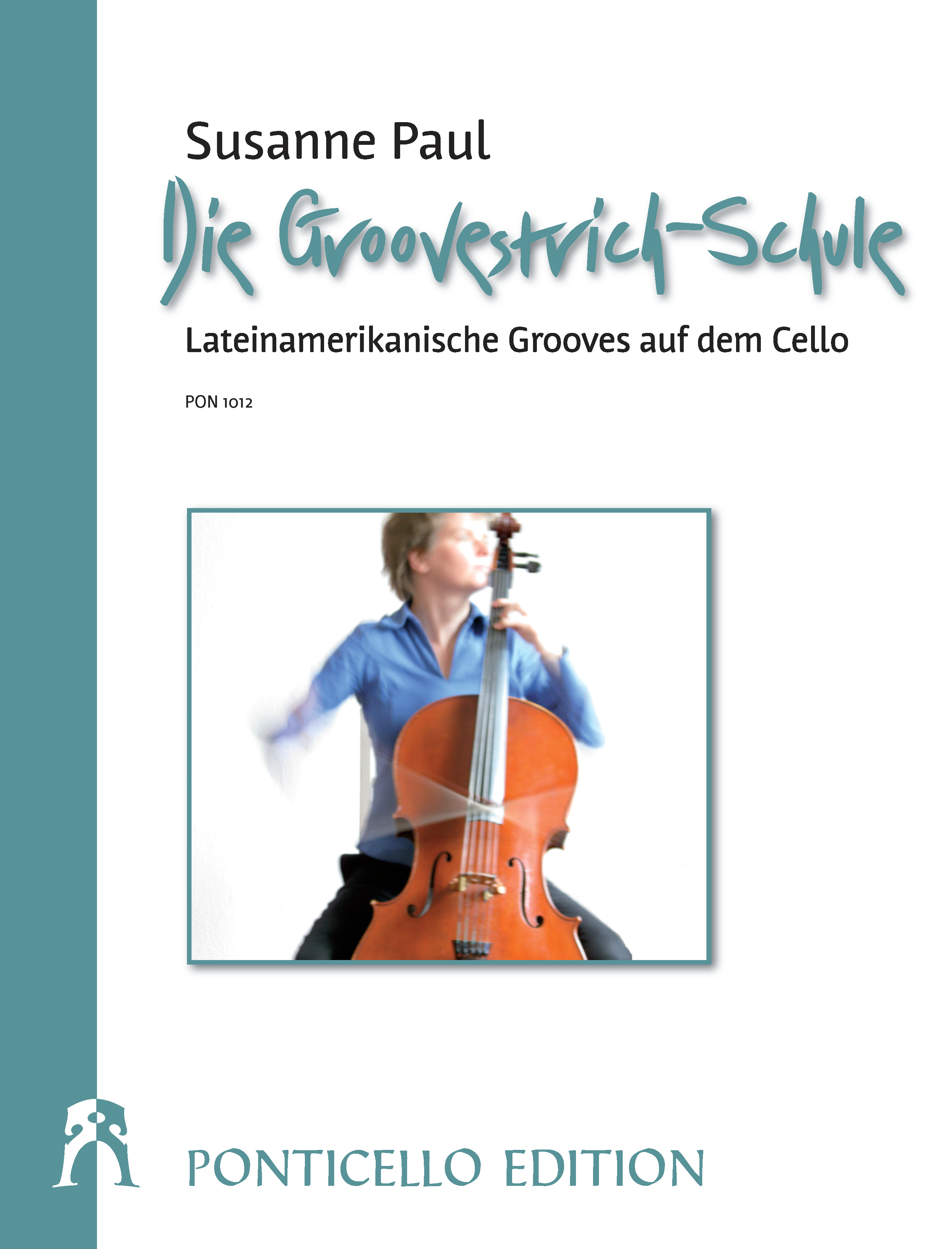 Cover Groovestrich-Schule