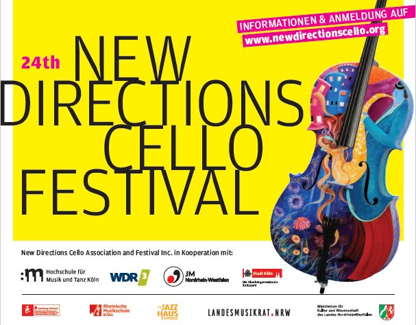 New Directions Cello Festival 2018